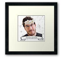 Markle Sparkle  Framed Print