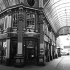 Leadenhall Market by James Hughes