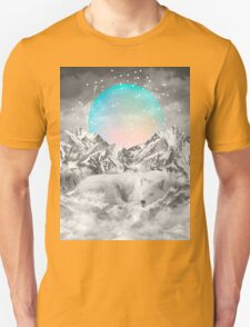 Put Your Thoughts To Sleep (Peaceful Moon / Wolf Spirit) T-Shirt