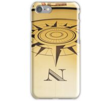 Which Way is North iPhone Case/Skin