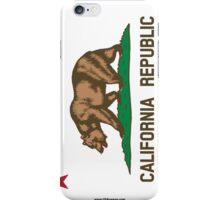California State Flag iPhone Case/Skin