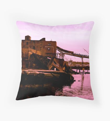 BROKEN SPIRIT Throw Pillow