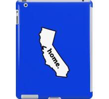 California. Home. iPad Case/Skin