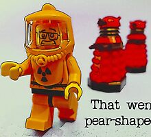 That went pear shaped!!! by Tim Constable