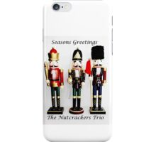 Season Greetings iPhone Case/Skin