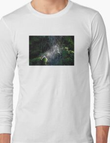 Sparkling WaterFall Long Sleeve T-Shirt