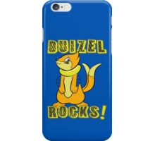 Buizel Rocks! iPhone Case/Skin