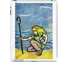 Tribute Waters  Issue 1 cover iPad Case/Skin