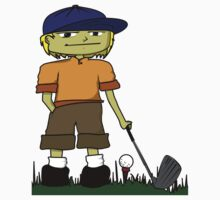Golf Kid by Mason Mullally