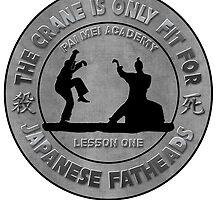Pai Mei vs Daniel San by Jonnyfez