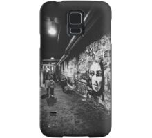 Seattle, Post Alley murals Samsung Galaxy Case/Skin