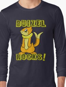 Buizel Rocks! Long Sleeve T-Shirt