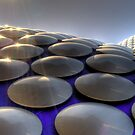 Shiny Discs by Andy Harris