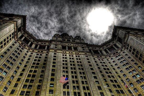 Gotham City Hall by Twisted