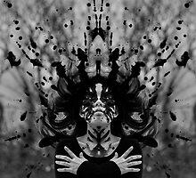 Rorschach  by Sophia Adalaine Zhou