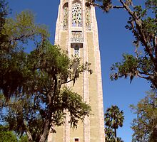 Bok Sanctuary Carillon Tower by Rebecca Cruz