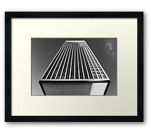 Rainier Tower Framed Print
