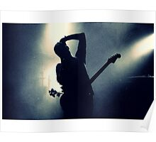 Jesse Lacey of Brand New at Jannus Landing Poster