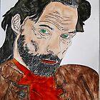 Michael Metz (Schauspieler) by Silvia Eichhorn