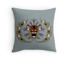 Welcome to the Freakshow  Throw Pillow