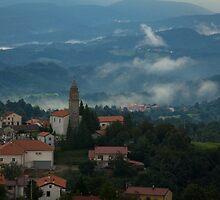 Pregarje, Slovenia by Bob Ramsak