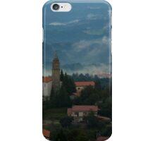 Pregarje, Slovenia iPhone Case/Skin