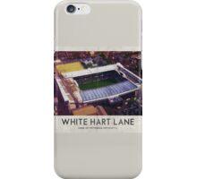 Vintage Football Grounds - White Hart Lane (Tottenham Hotspur FC) iPhone Case/Skin
