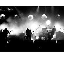 Brand New live at Jannus Landing by ArtsByAlex