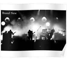 Brand New live at Jannus Landing Poster