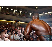 Muscle Show #1 Photographic Print