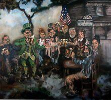 Mayor of Irishtown by Jessica Pasche