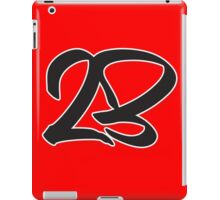 23 Graffiti iPad Case/Skin