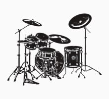 Drums by Simon Bowker