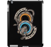 Star Portals iPad Case/Skin