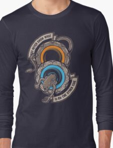 Star Portals Long Sleeve T-Shirt