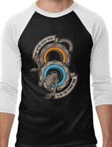 Star Portals Men's Baseball ¾ T-Shirt