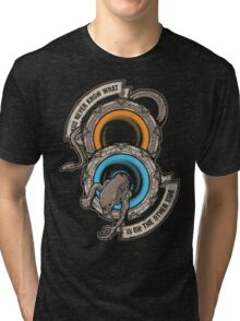 Star Portals Tri-blend T-Shirt