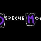 Depeche Mode : Font from SOFAD 1993 by Luc Lambert