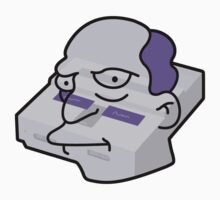 Super Nintendo Chalmers by HighlyAnimated
