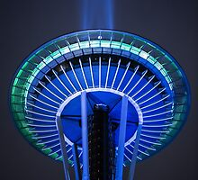 Space Needle, Seattle Washington, USA by va103