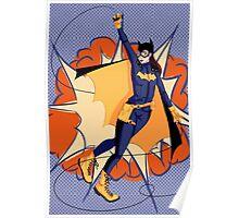 BAM Batgirl Poster