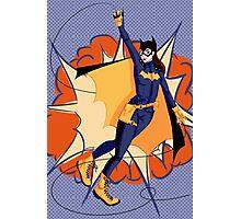 BAM Batgirl Photographic Print