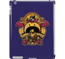 Saucer Crest iPad Case/Skin