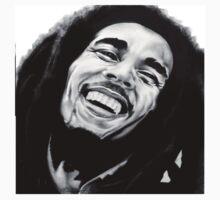 Bob Marley Sketch Piece by up-in-smoke