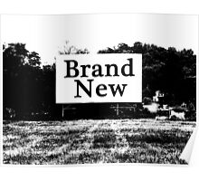 Brand New Band Drive - In. Poster