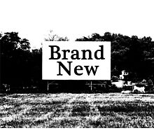 Brand New Band Drive - In. Photographic Print