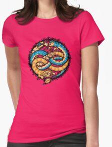 Neverending Wonderland Womens Fitted T-Shirt