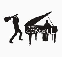 Real Rock and Roll by Simon Bowker