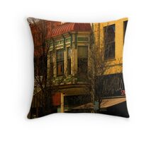 Historic Medford HDR Throw Pillow