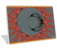 Wreath and Crown Laptop Skin